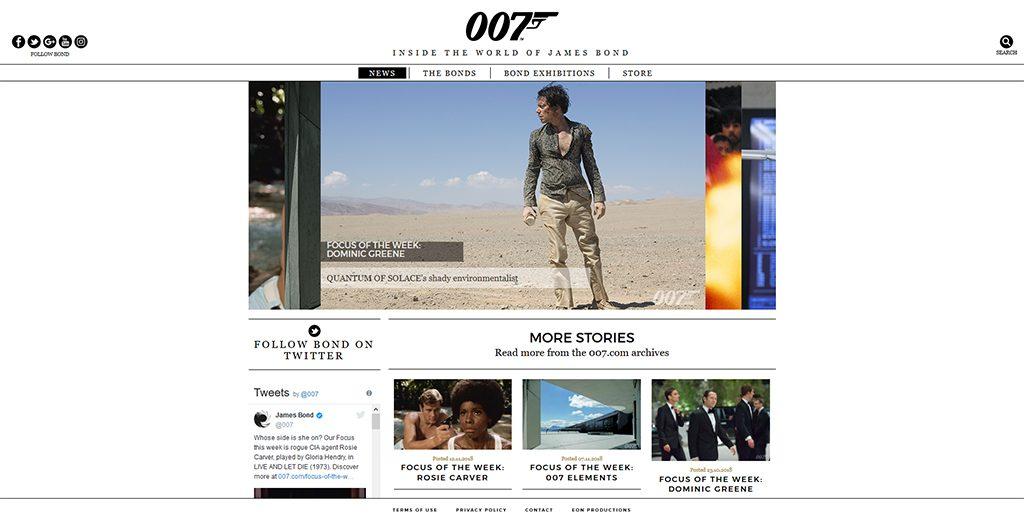 Famous WordPress websites 007