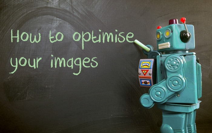 How image file size can impact on website performance and how to fix it
